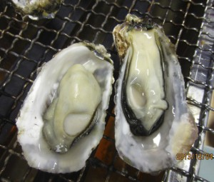 牡蠣一盛(中) 1,000円